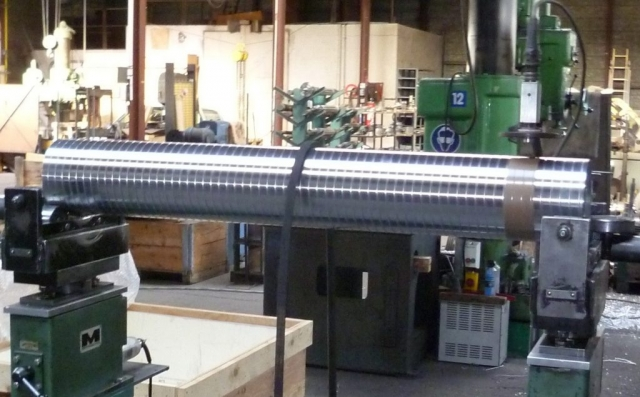 equilibrage cylindre imprimerie