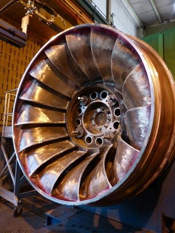 Equilibrage roue Francis 10 tonnes