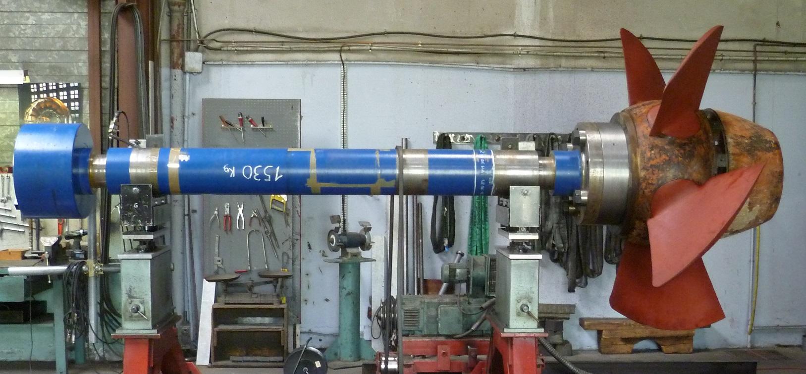 Equilibrage roue kaplan 1500-kg
