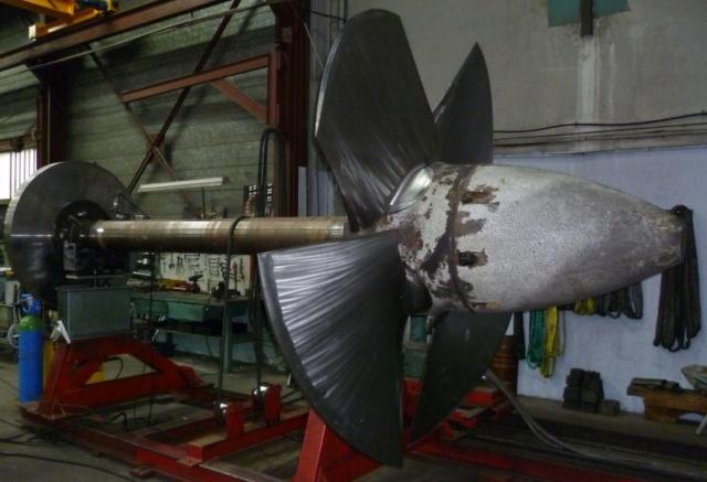 Equilibrage roue kaplan 2800-kg