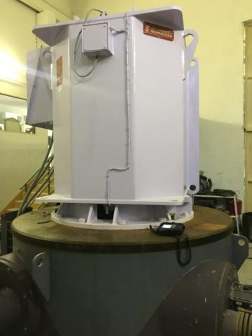 Analyses vibratoires Alternateur 2750 kVA