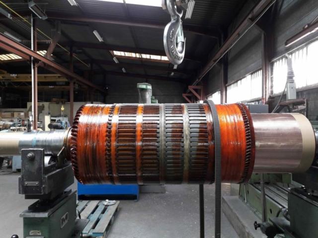 Equilibrage rotor