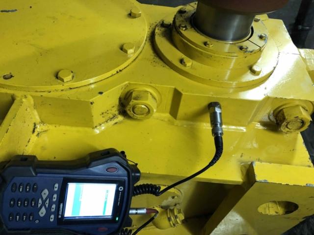 Analyse vibratoire réducteur à trains parallèles